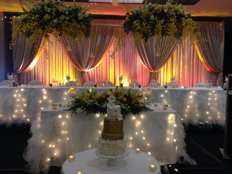 A touch of elegance wedding event decorators canberra weddings junglespirit Choice Image